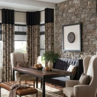 Installed Curtains and Drapes in Nashville TN