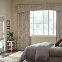 Installed Window Drapes in Nashville Homes