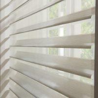 White Shades as Window Treatments by Pinnacle Custom Window Coverings