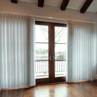 White Shades as Window Treatments